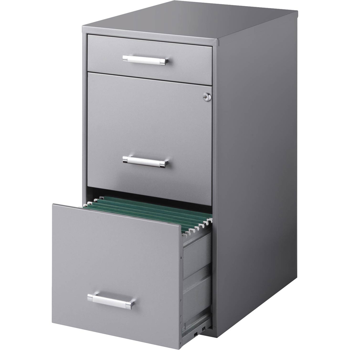 Superbe Space Solutions 3 Drawer Organizer File Cabinet