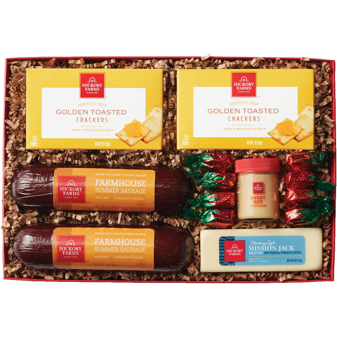 Hickory Farms Holiday Celebration Gift Box