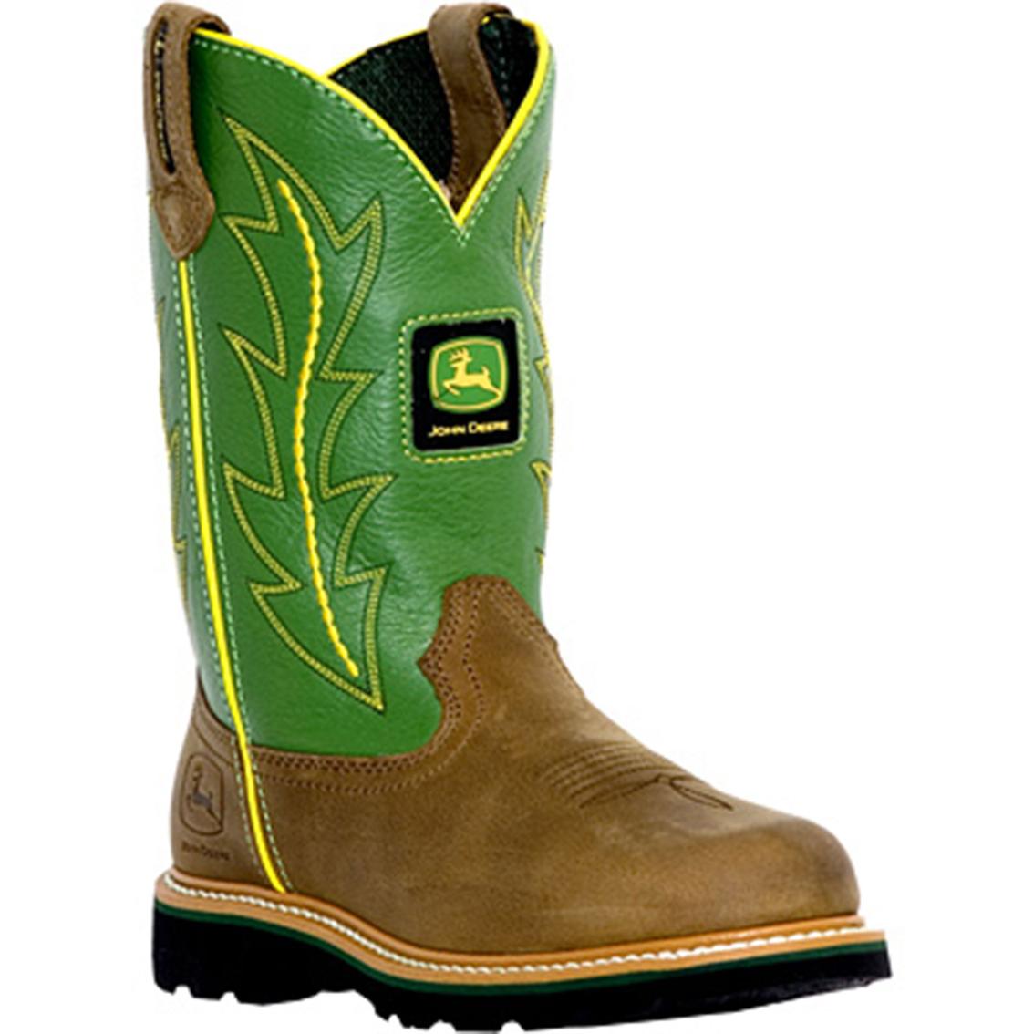 John Deere Women's Pull On Boots