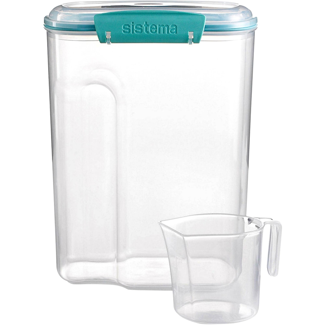 Martha Stewart Collection 110 Oz Storage Container And Measuring