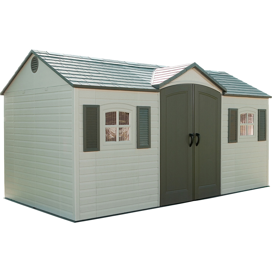 Side Entry Outdoor Garden Storage Shed