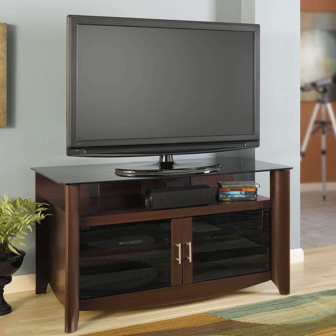 Bush Aero Tv Console Media Furniture Home Amp Appliances