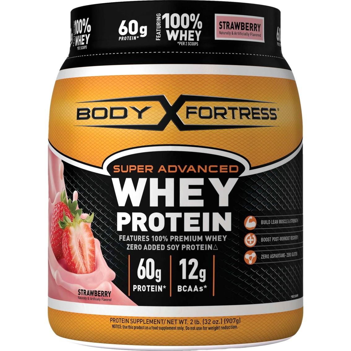 Advanced Whey Protein Strawberry