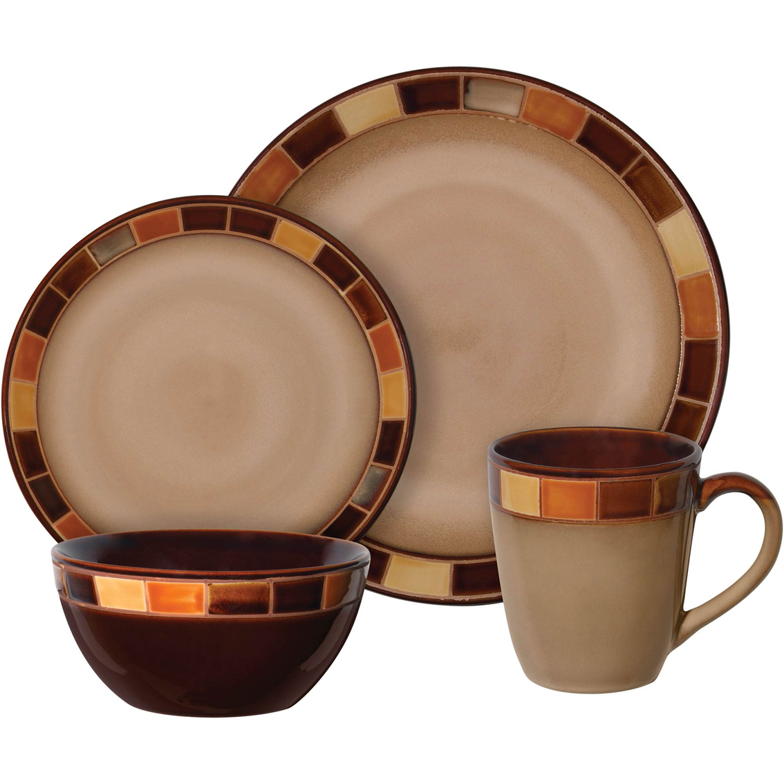 1423  sc 1 st  ShopMyExchange.com & Gibson Casa Estebana 16 Pc. Dinnerware Set | Dinnerware Sets | Home ...
