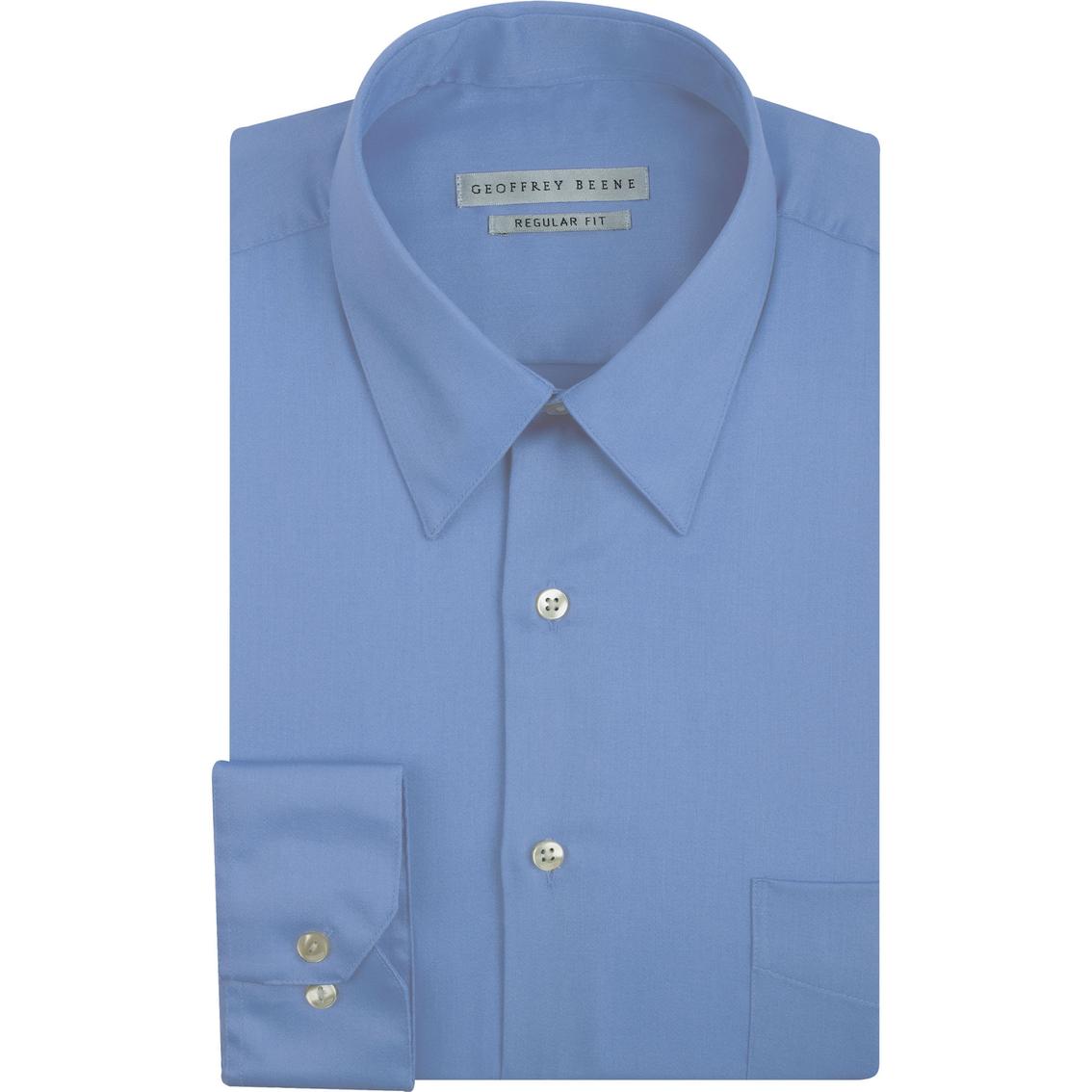 Geoffrey Beene Sateen Dress Shirt Dress Shirts Apparel Shop