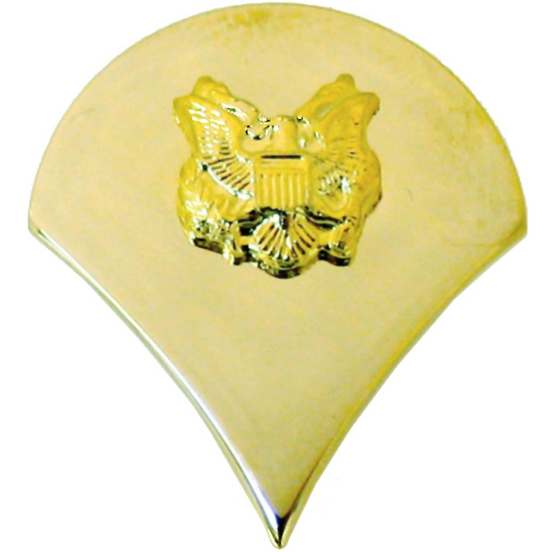Army Rank Spc Non Subdued Pin On Non Subdued Pin On Rank