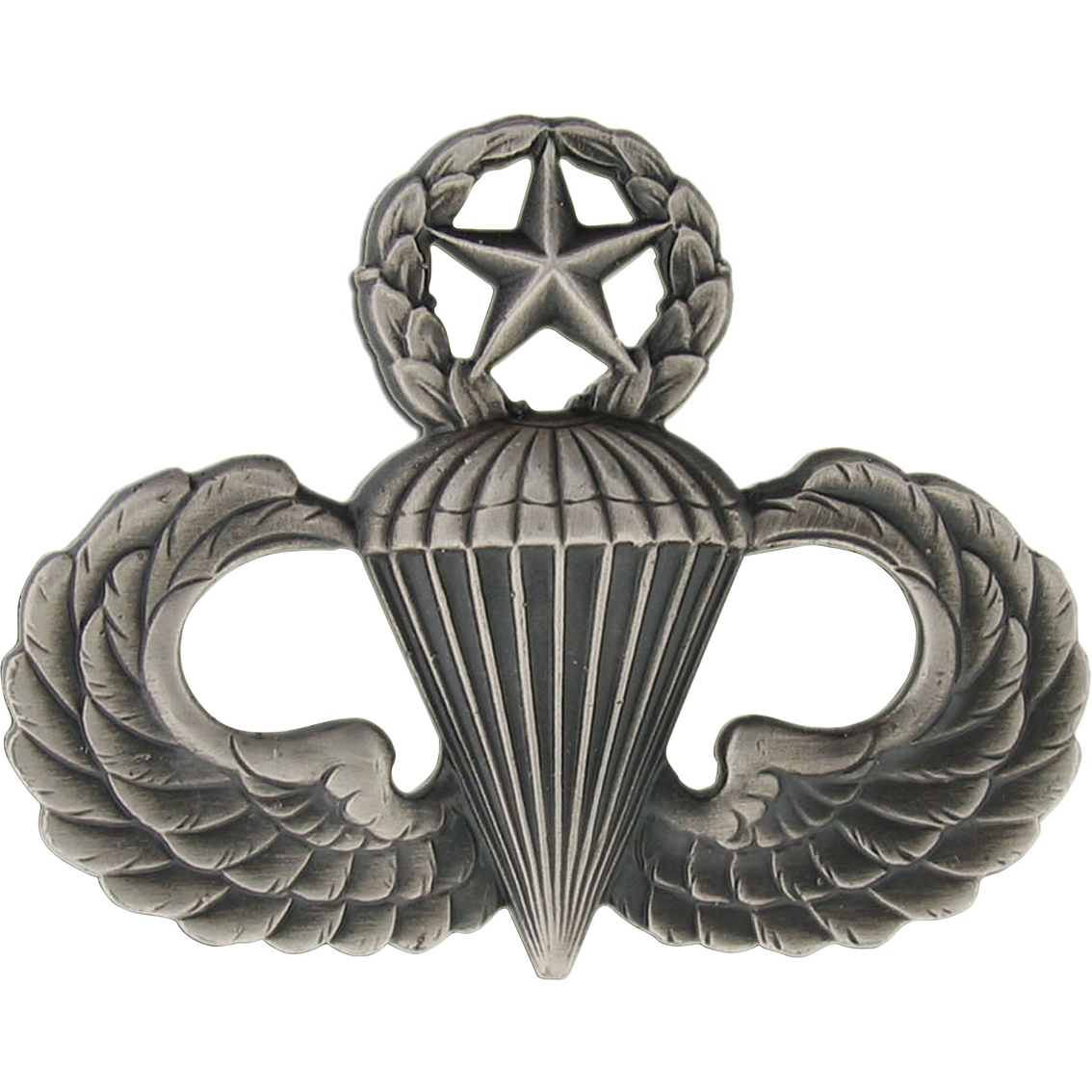 Army badge regular size spec master parachutist badges silver army badge regular size spec master parachutist biocorpaavc Choice Image