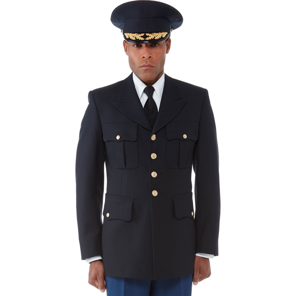 Officer Blue Asu Coat Ab 450 | Jackets | Military | Shop The Exchange