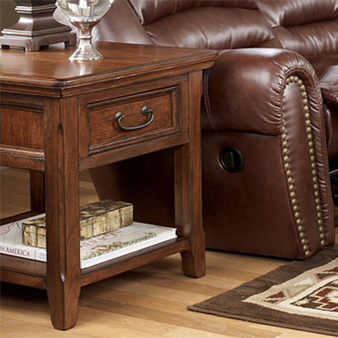 Ashley Woodboro Occasional End Table Coffee Console End Tables Home Appliances Shop