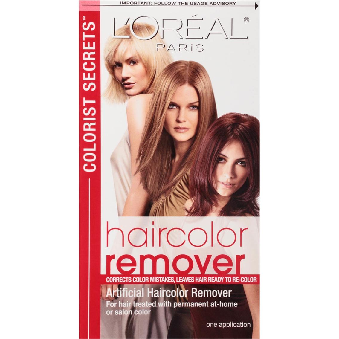 Loreal Colorist Secrets Hair Color Remover Hair Treatments