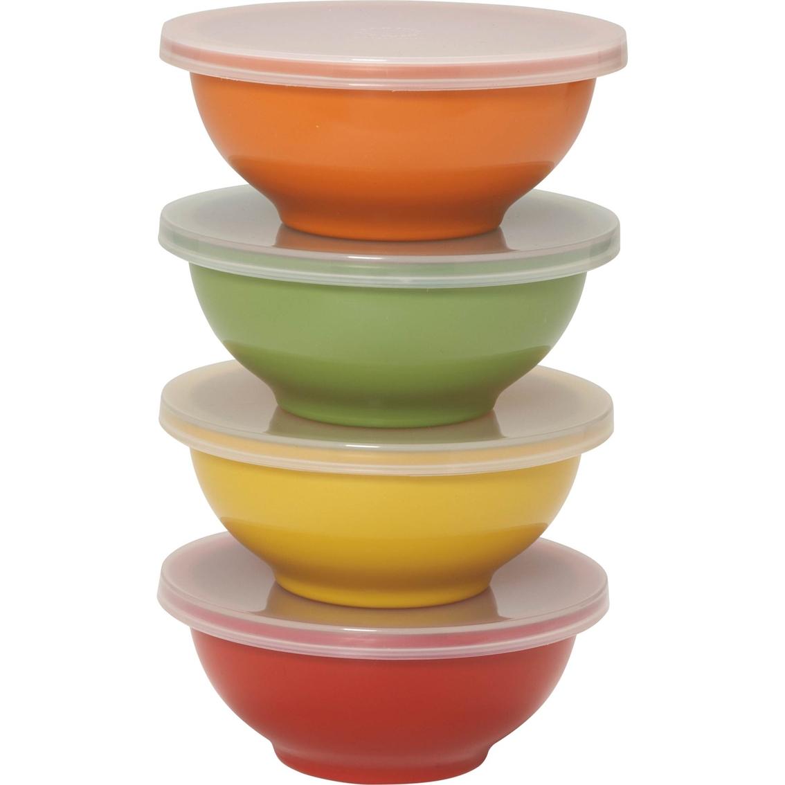 Martha Stewart Kitchen Cabinets Reviews Martha Stewart Collection 4 Pc Prep Bowl Set With Lids