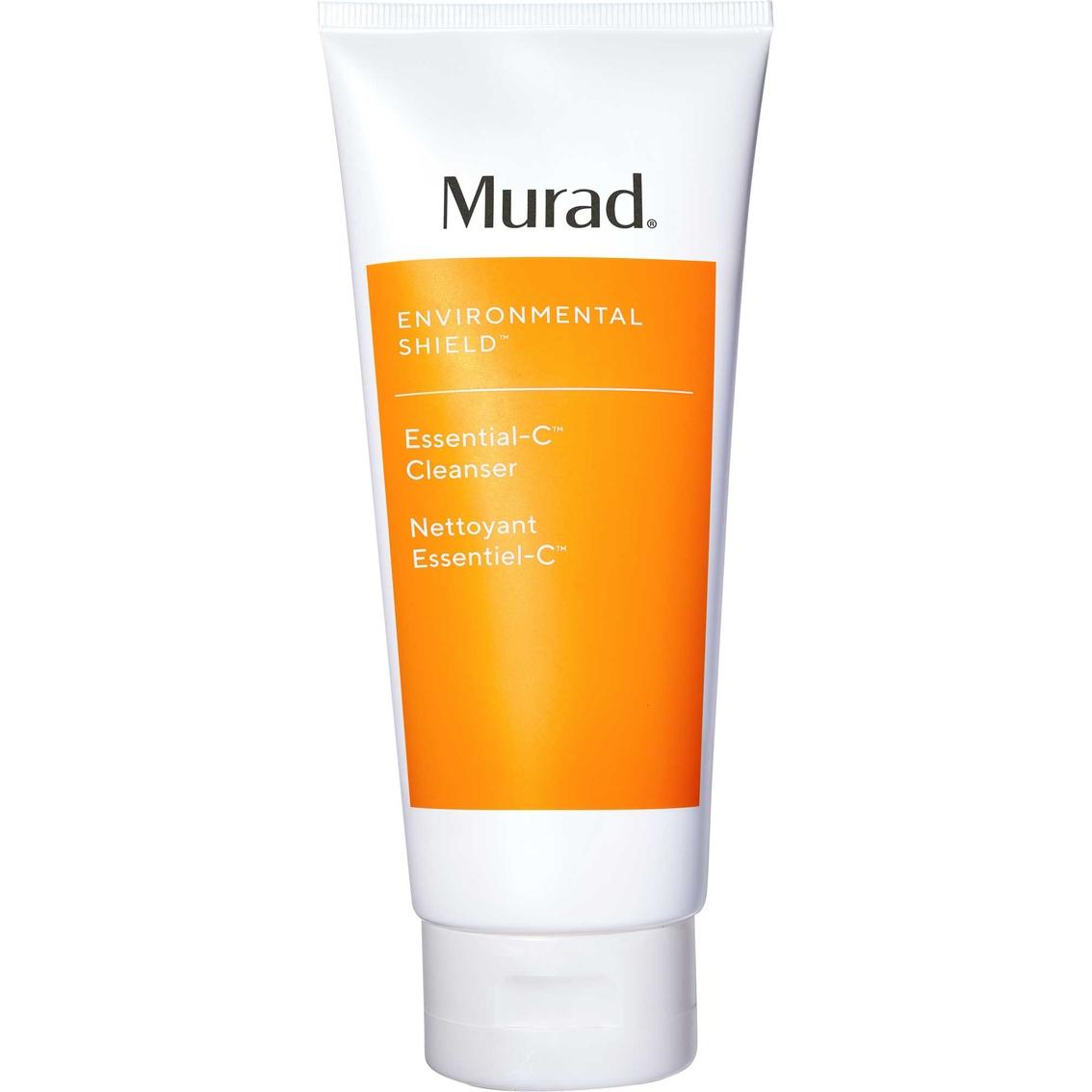 Αποτέλεσμα εικόνας για essential c cleanser murad