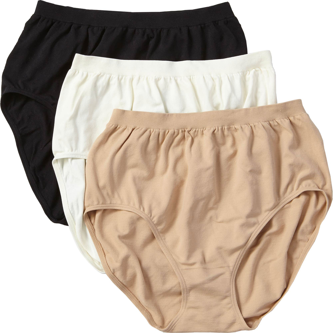 1c6d3c9d507d Jockey Comfies Cotton Microfiber Briefs 3 Pk. | Panties | Apparel ...