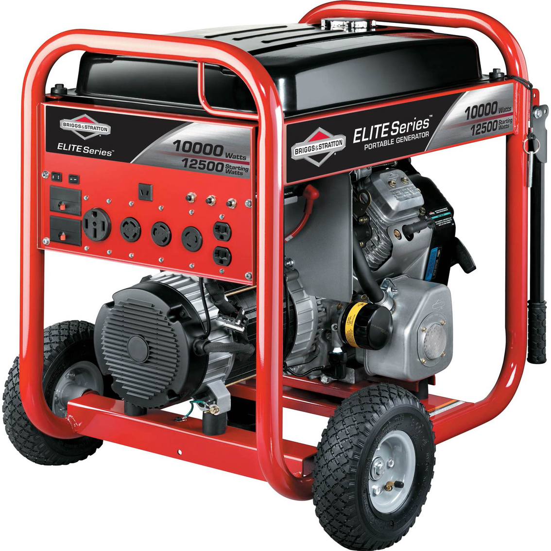 Briggs & Stratton 10,000 Watt Portable Generator | Generators | More