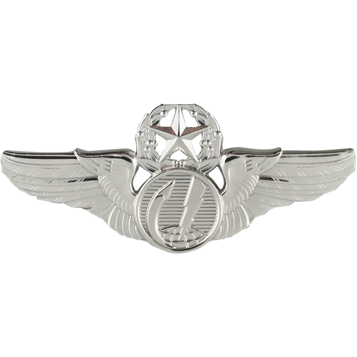 Air Force Command Remotely Piloted Aircraft (rpa) Badge, Mirror