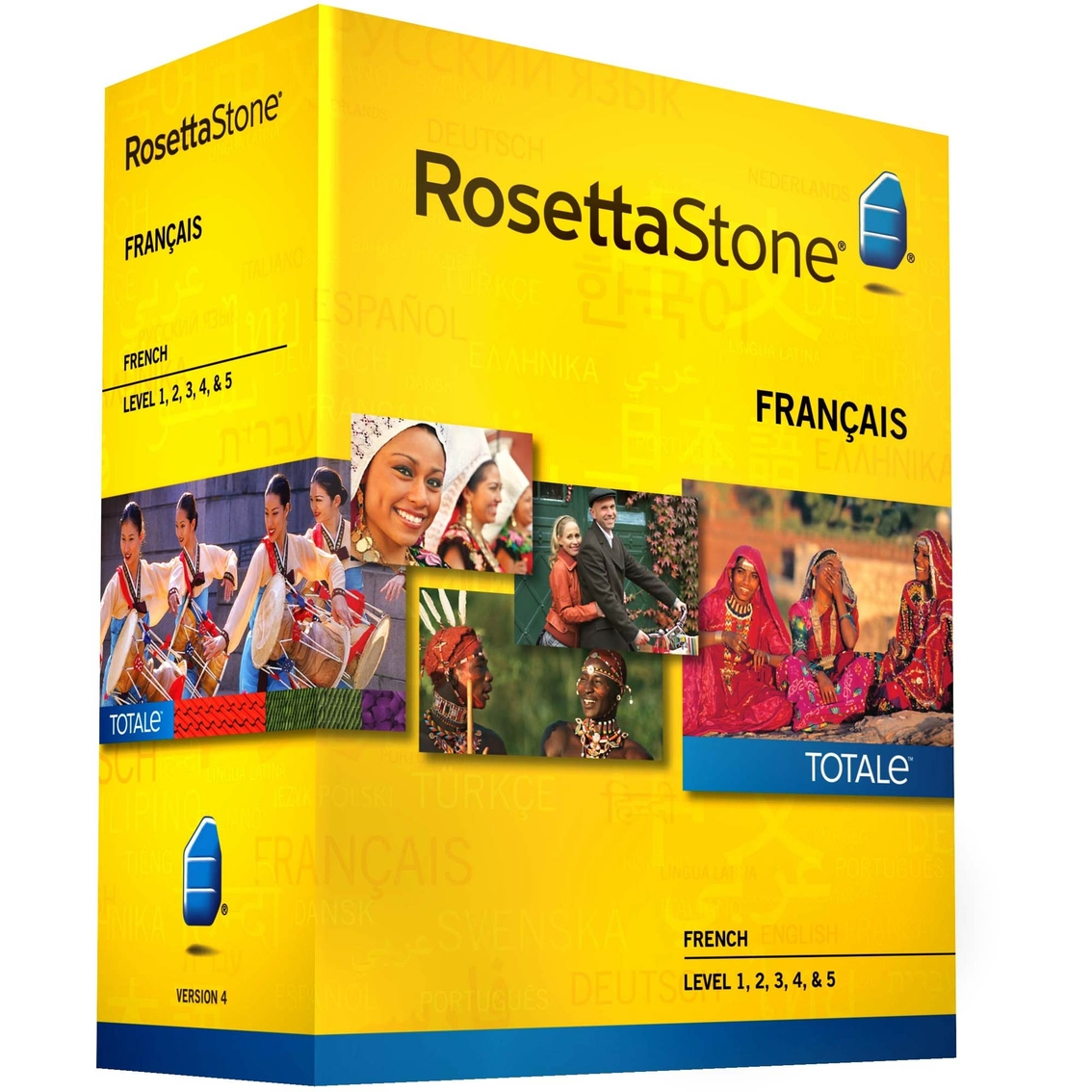 Does Rosetta Stone (new totale version) work?