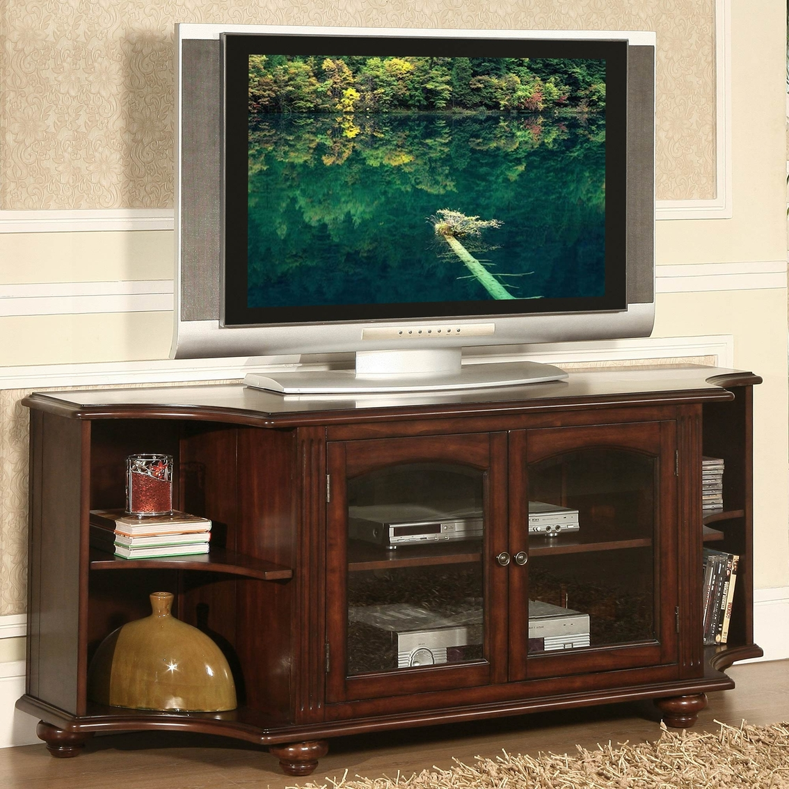 Homelegance Duncanville Tv Stand Media Furniture Home Appliances Shop The Exchange