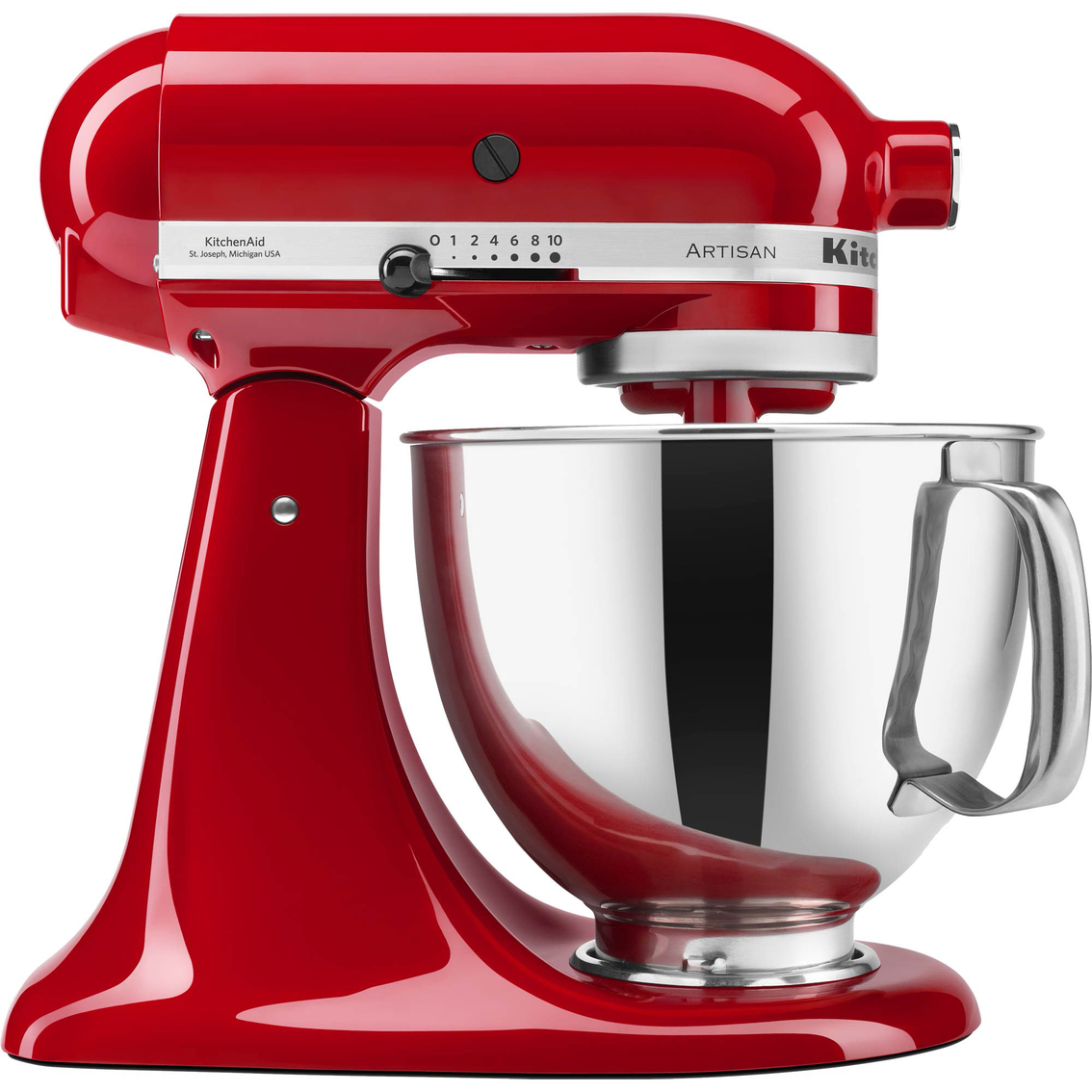 Kitchenaid Artisan Series Stand Mixer | Stand Mixers | Home ...