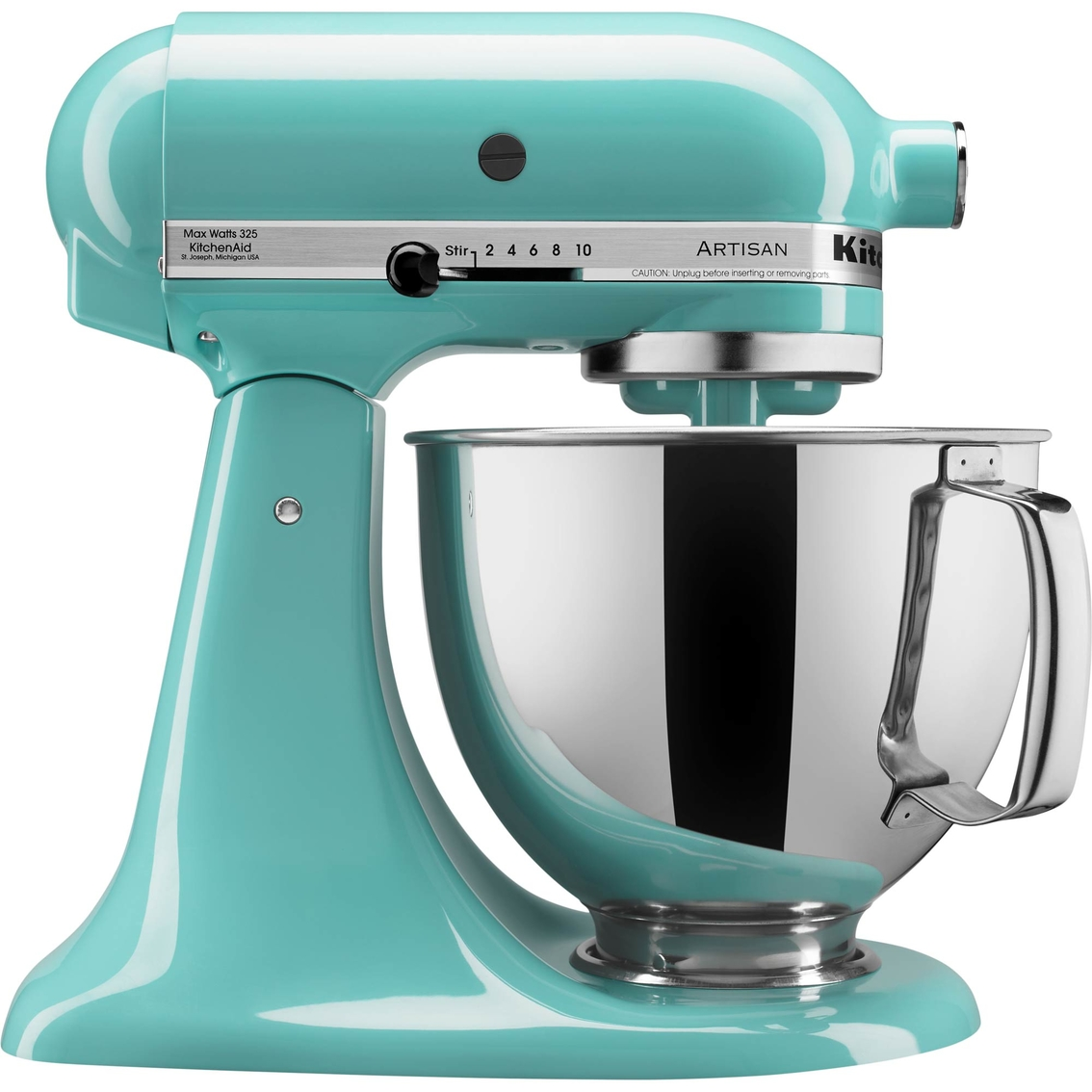 Kitchenaid Artisan 5 Qt. Stand Mixer | Stand Mixers | Home ...