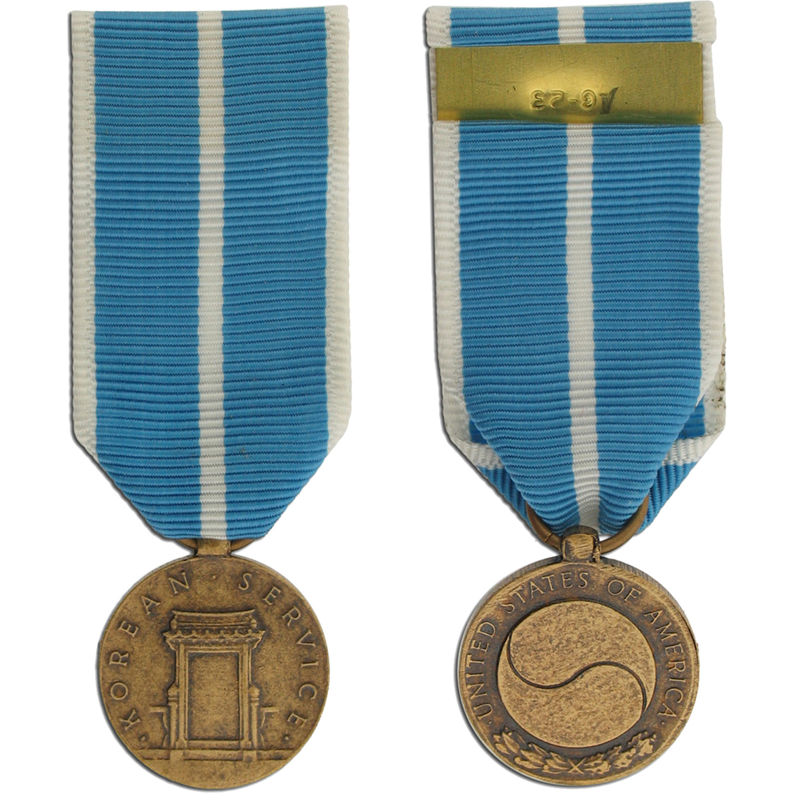Miniature Medals, Korean Service | Miniature Medals | Military