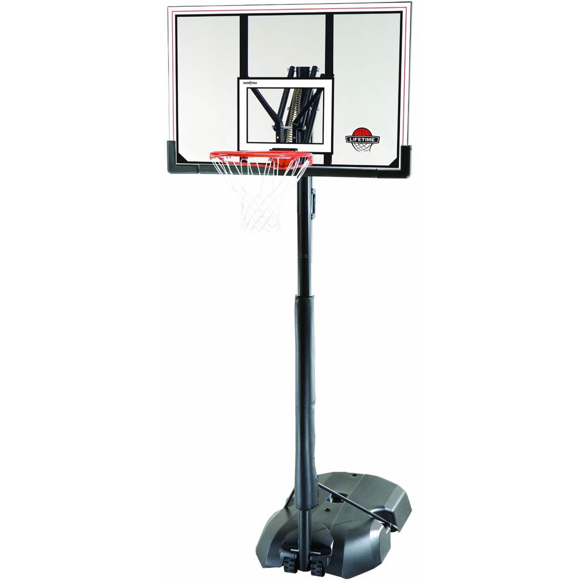 Reebok 52 Xl Portable Basketball Hoop - Reebok Of Ceside.Co