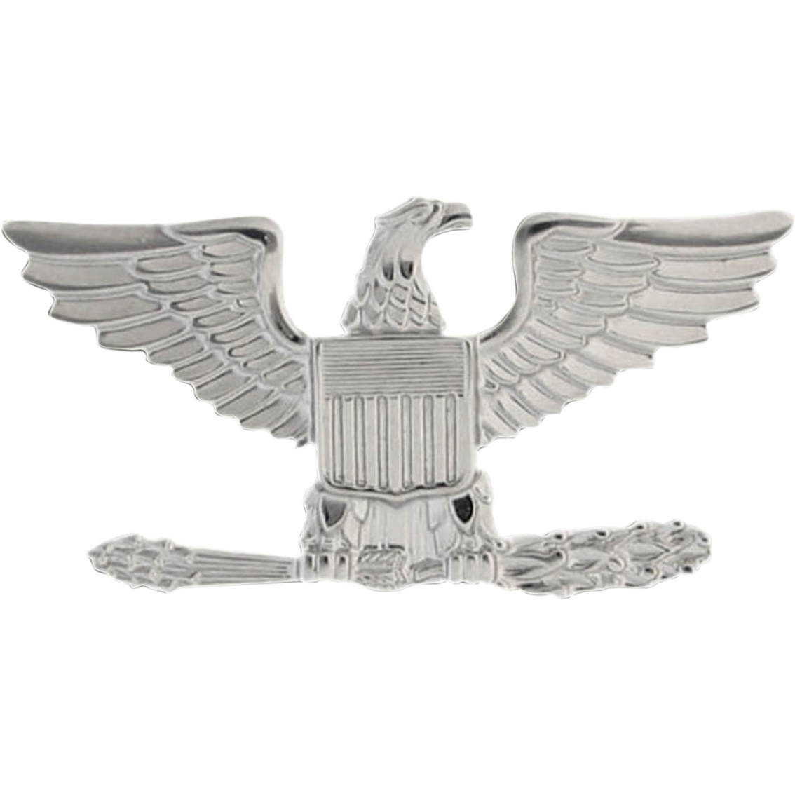 Officer Rank Colonel Regular Size Pin On O 6 Army Uniforms