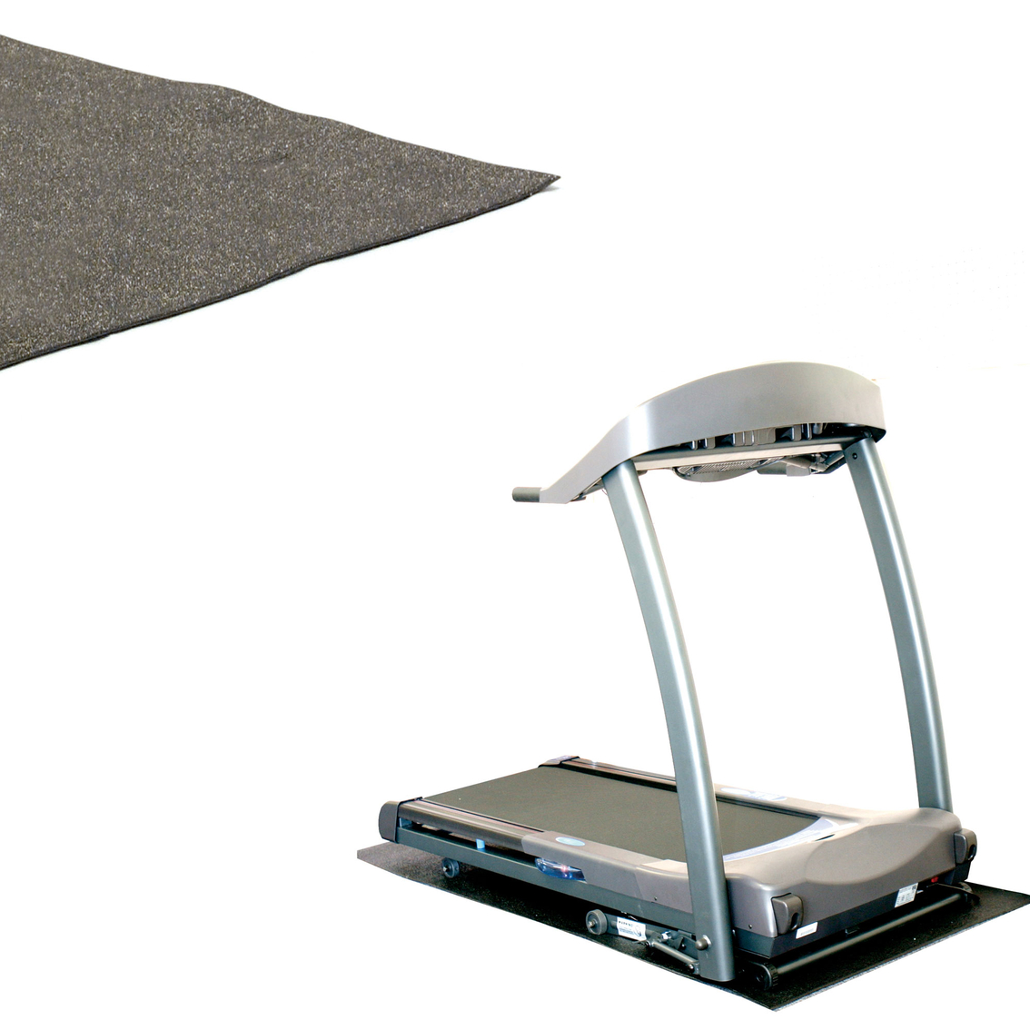 Cap Barbell Premium Mat For Treadmills And Ellipticals