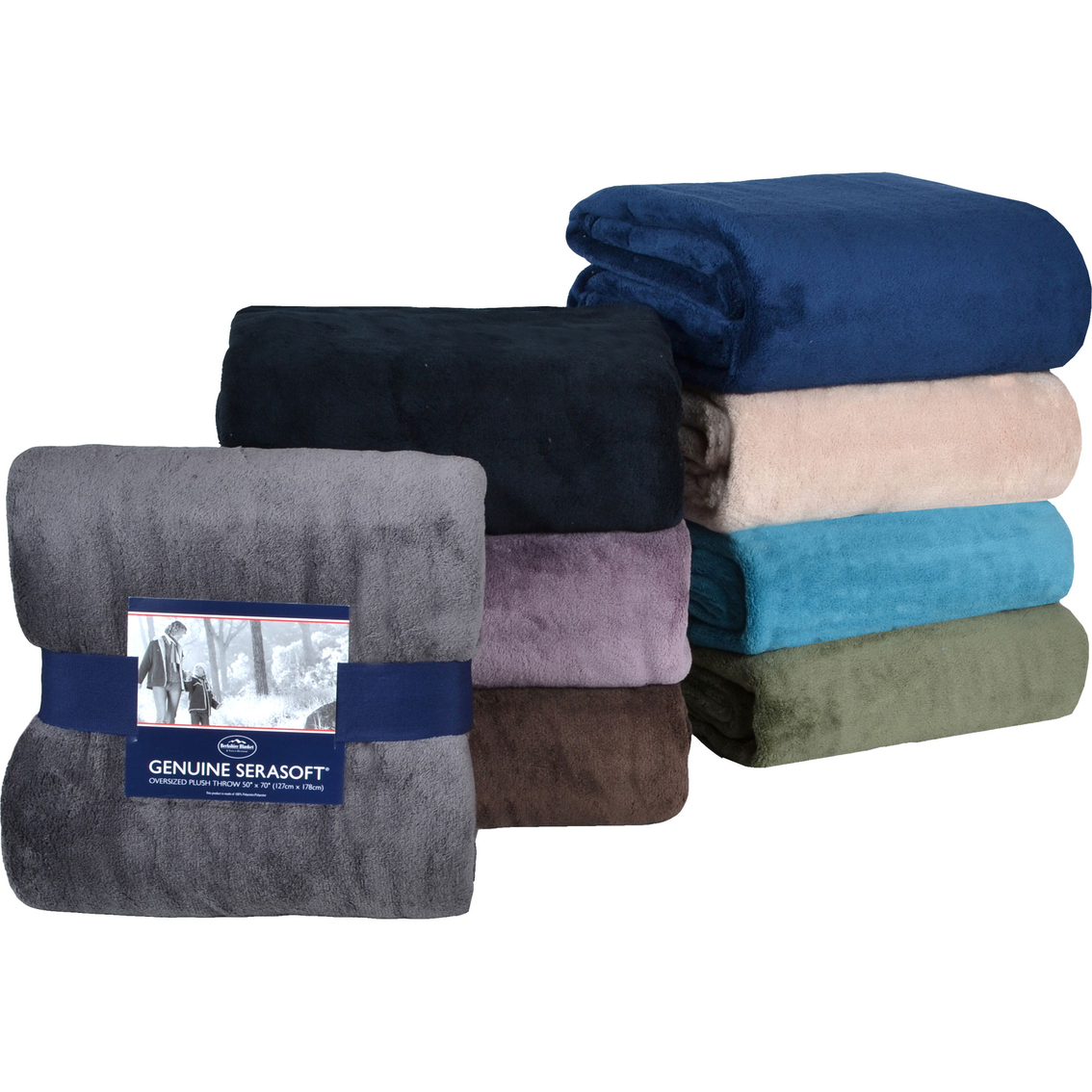 berkshire blanket serasoft throw | blankets & throws | home