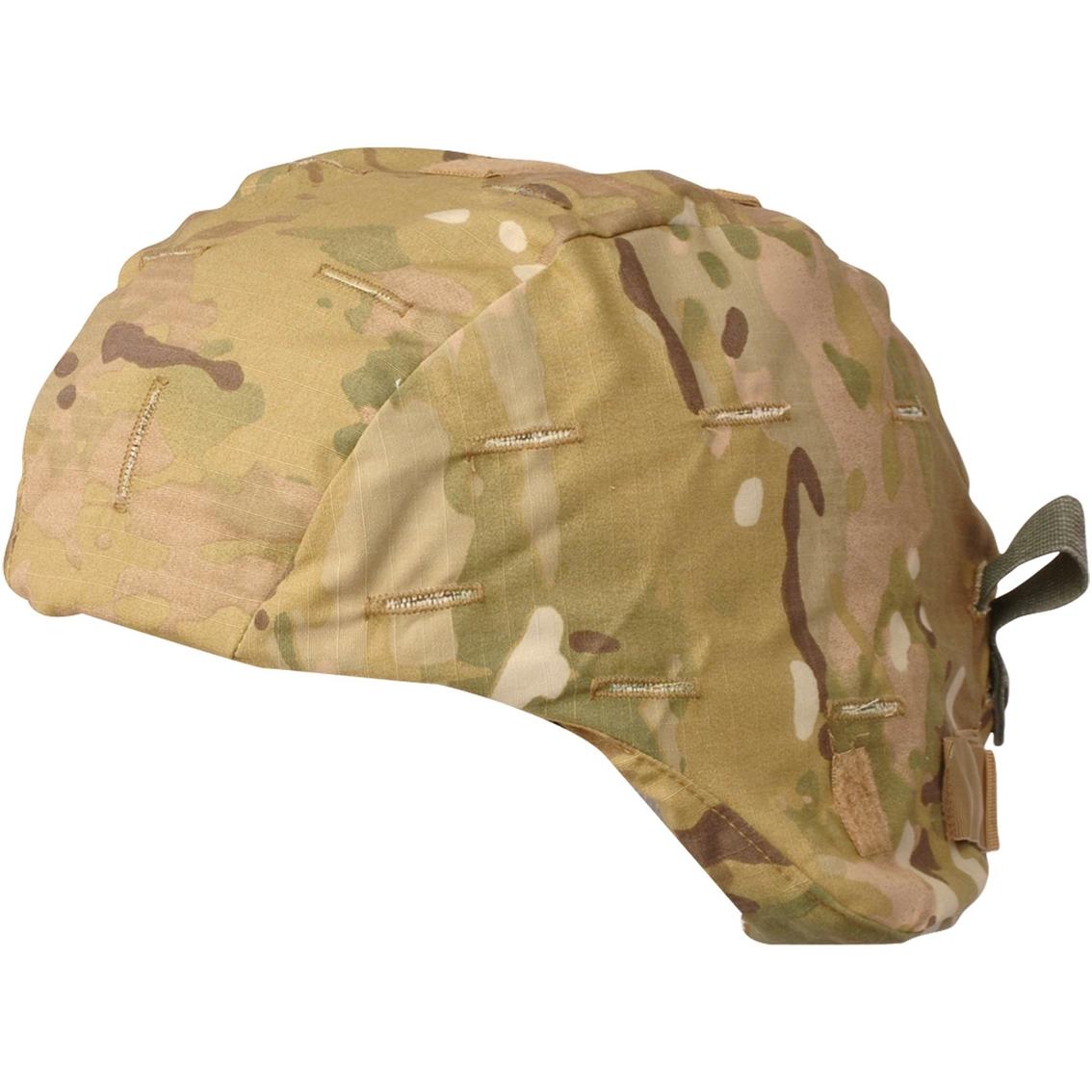 Brigade Qm Ach Camouflage Helmet Cover Oef-cp Multicam  e5e1a5930
