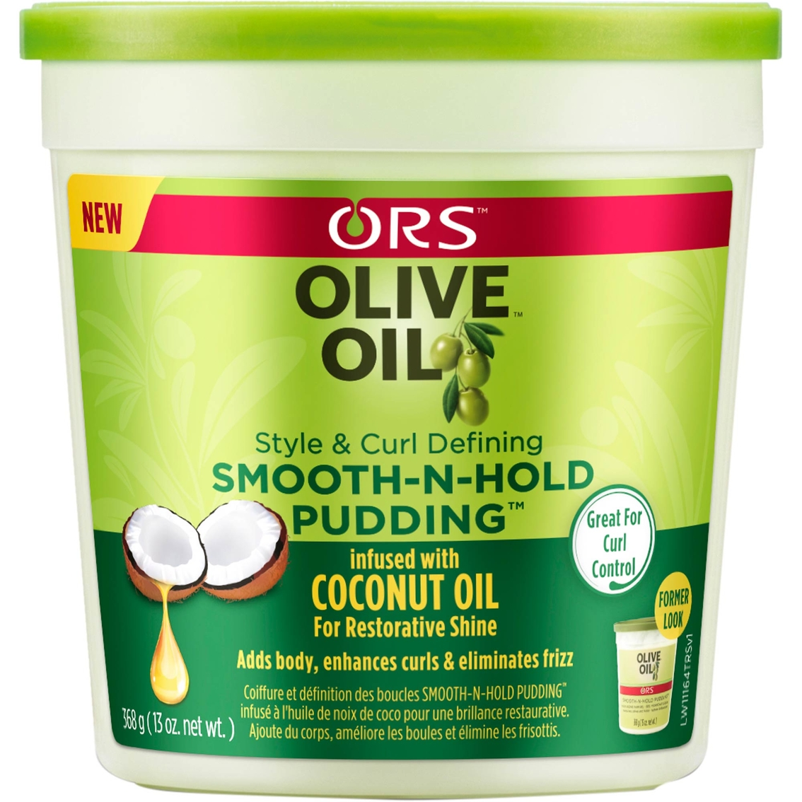 bf0a380ecef Ors Olive Oil Smooth N Hold Pudding | Styling Products | Beauty ...
