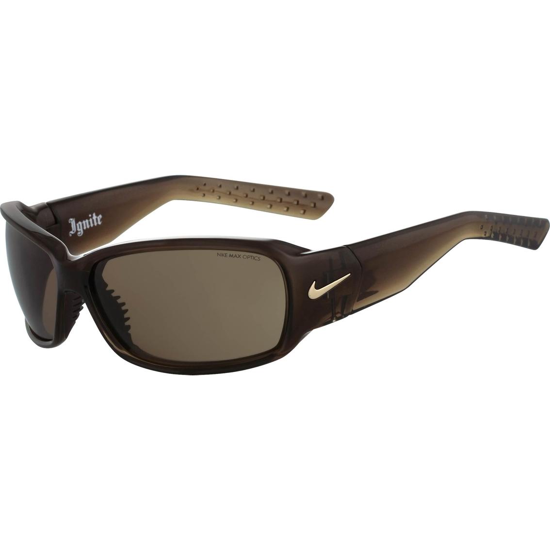 7d3c96f129 Nike Ignite Nylon Rectangle Sunglasses Ev0575