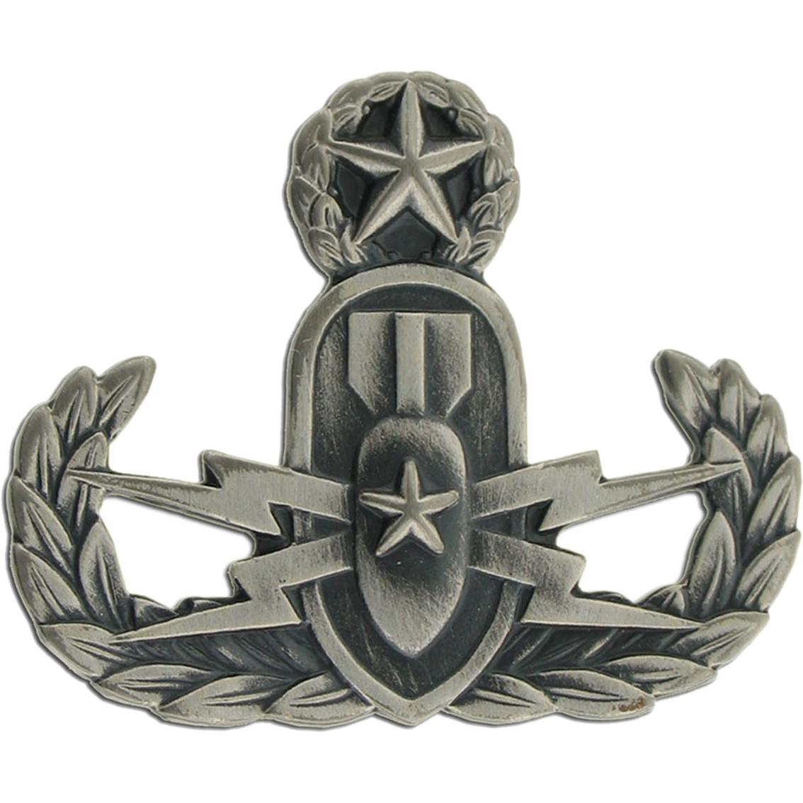 Army Badge Dress Mini Spec Master Explosive Ordnance
