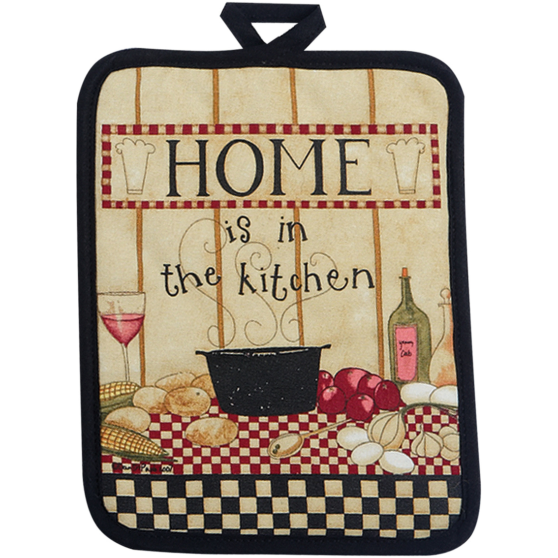 Kay dee designs potholder kitchen table linens home Kay dee designs kitchen towels