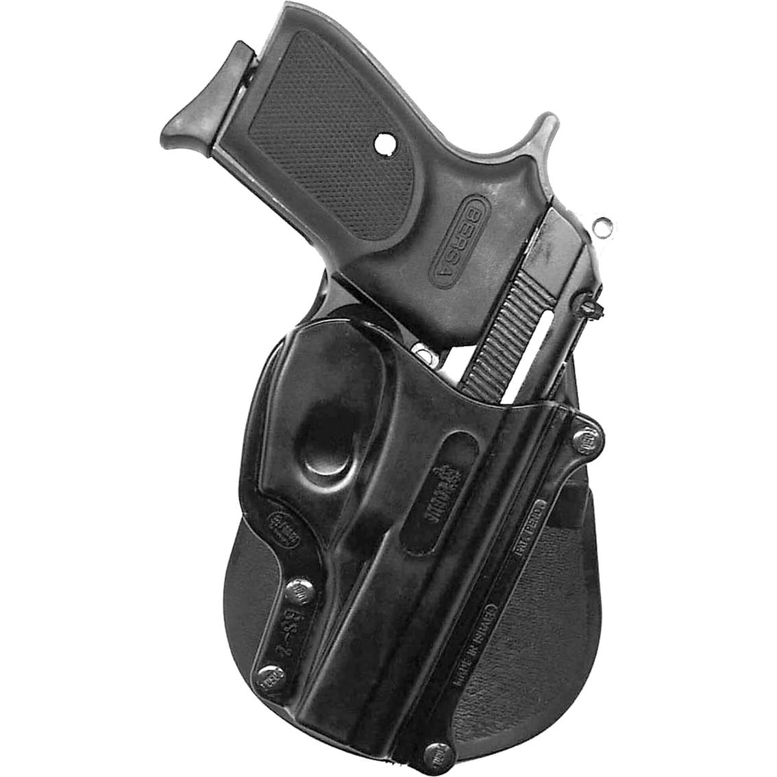 Fobus BS2 Black Right Hand Standard Paddle Bersa Thunder//Firestorm 380 Holster