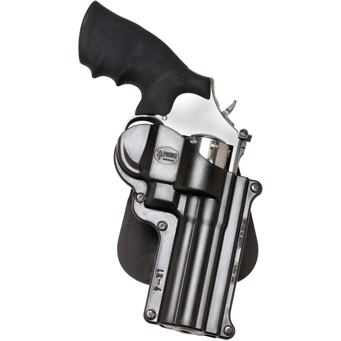 Fobus Paddle Belt Holster Fits S&w 4 In. L/k Frame | Holsters ...