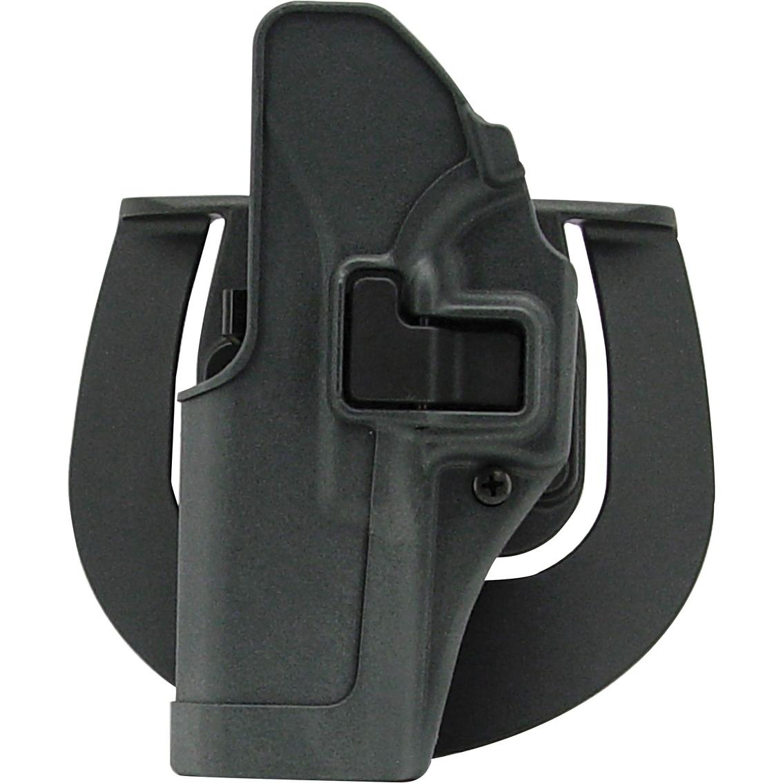 BlackHawk Serpa Sportster Paddle Holster Glock 17 22 31 Polymer Gun Metal Gray