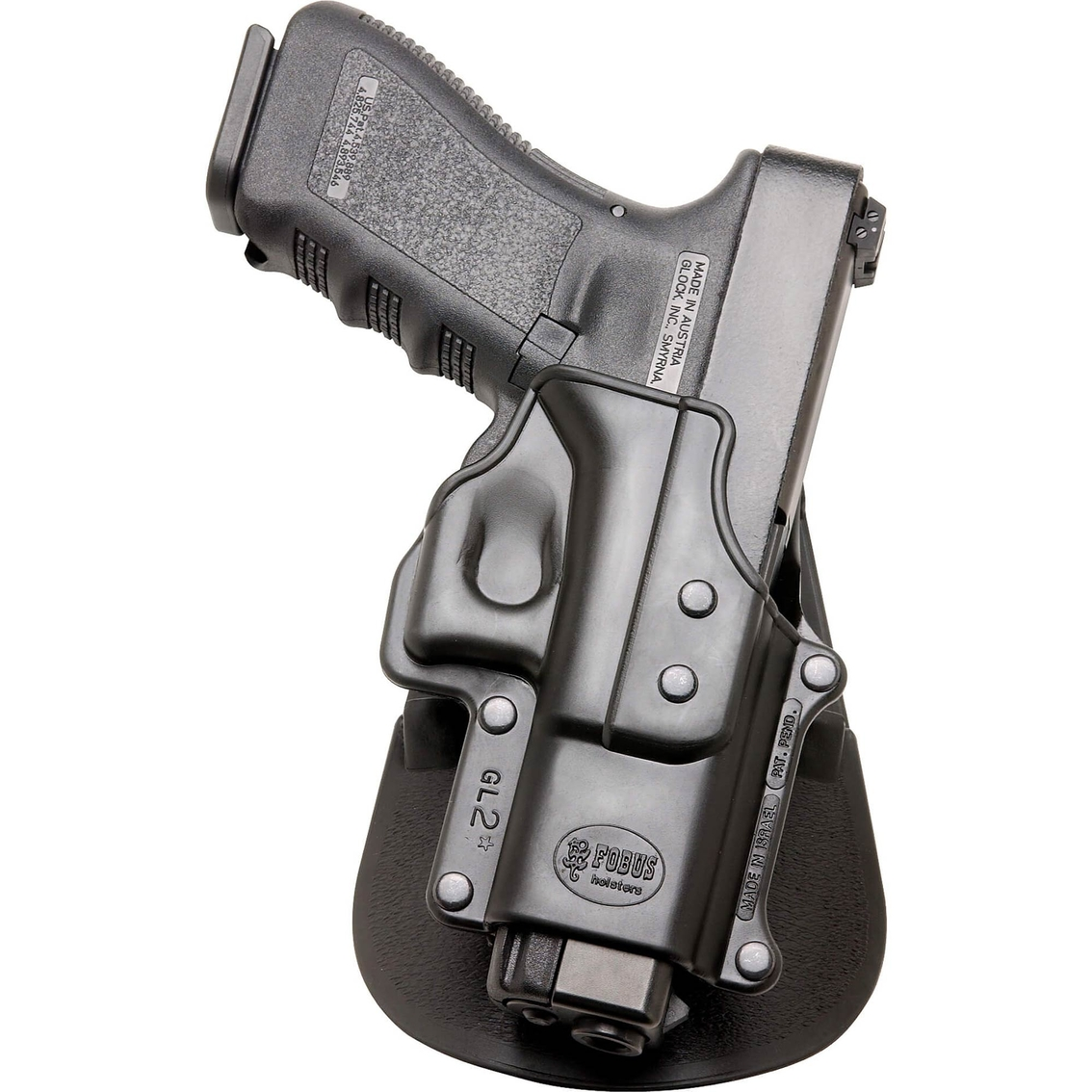 Fobus Paddle Holster Glock 20/21/37/38 Right Hand | Holsters