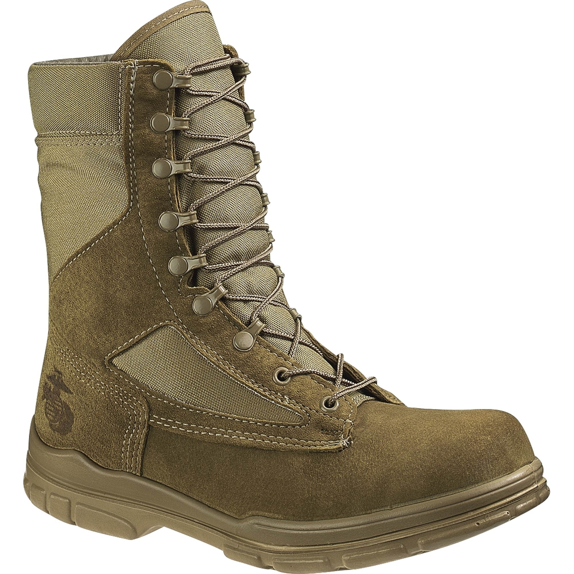 6d39e83e7c8 Bates Lites Men's Usmc Boots | Marine Corps Footwear | Military ...