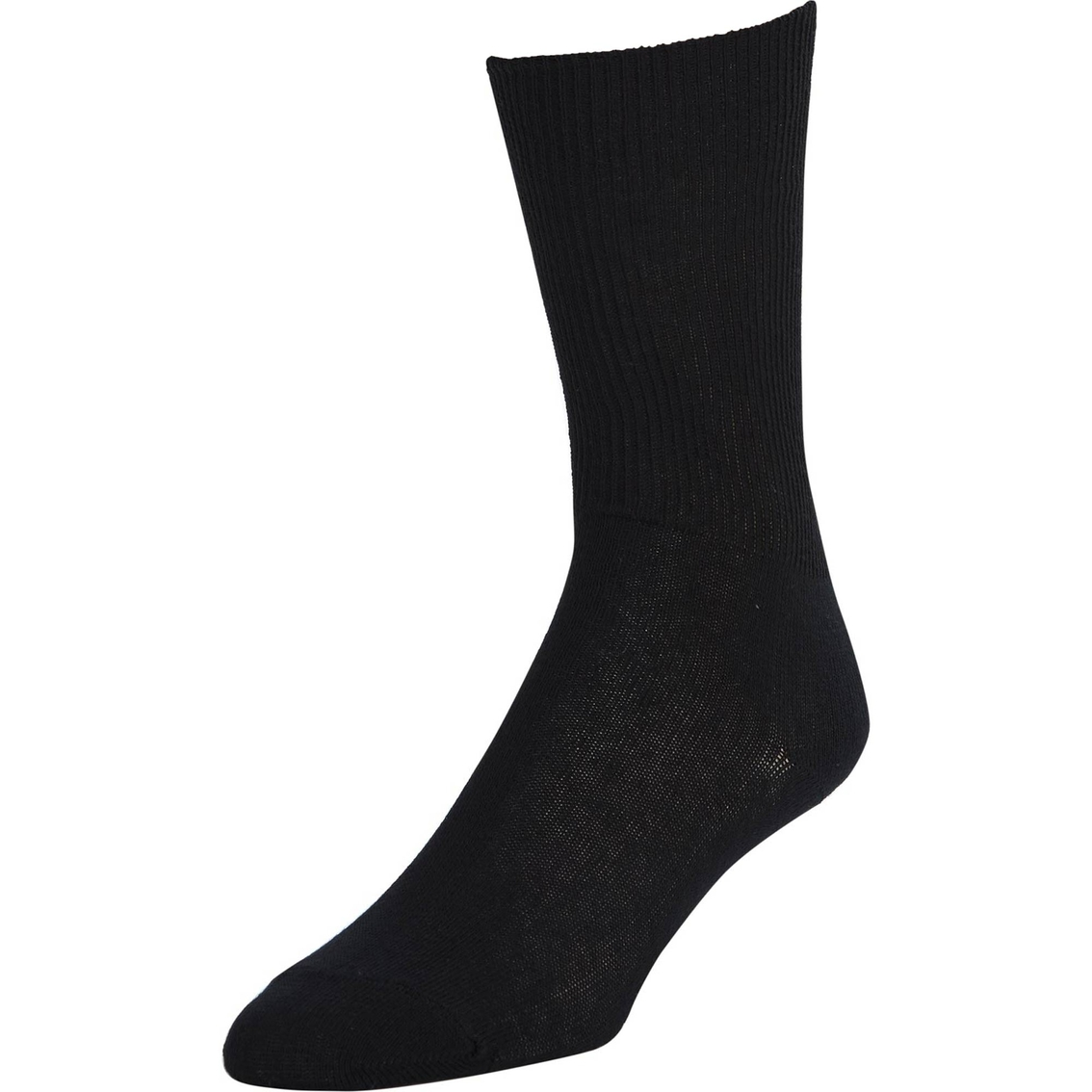 Black Nylon Socks