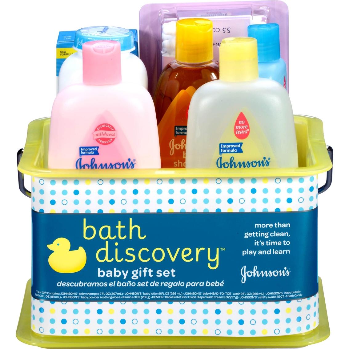 Johnson S Bath Discovery Baby Gift Set Gifts Amp Keepsakes