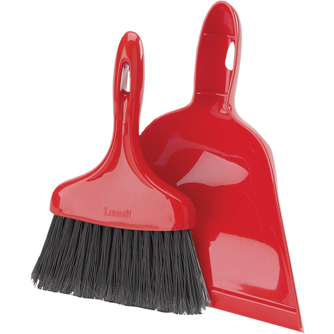 Libman Dust Pan With Whisk Broom Garage Cleaning Patio Garden Garage Shop The Exchange