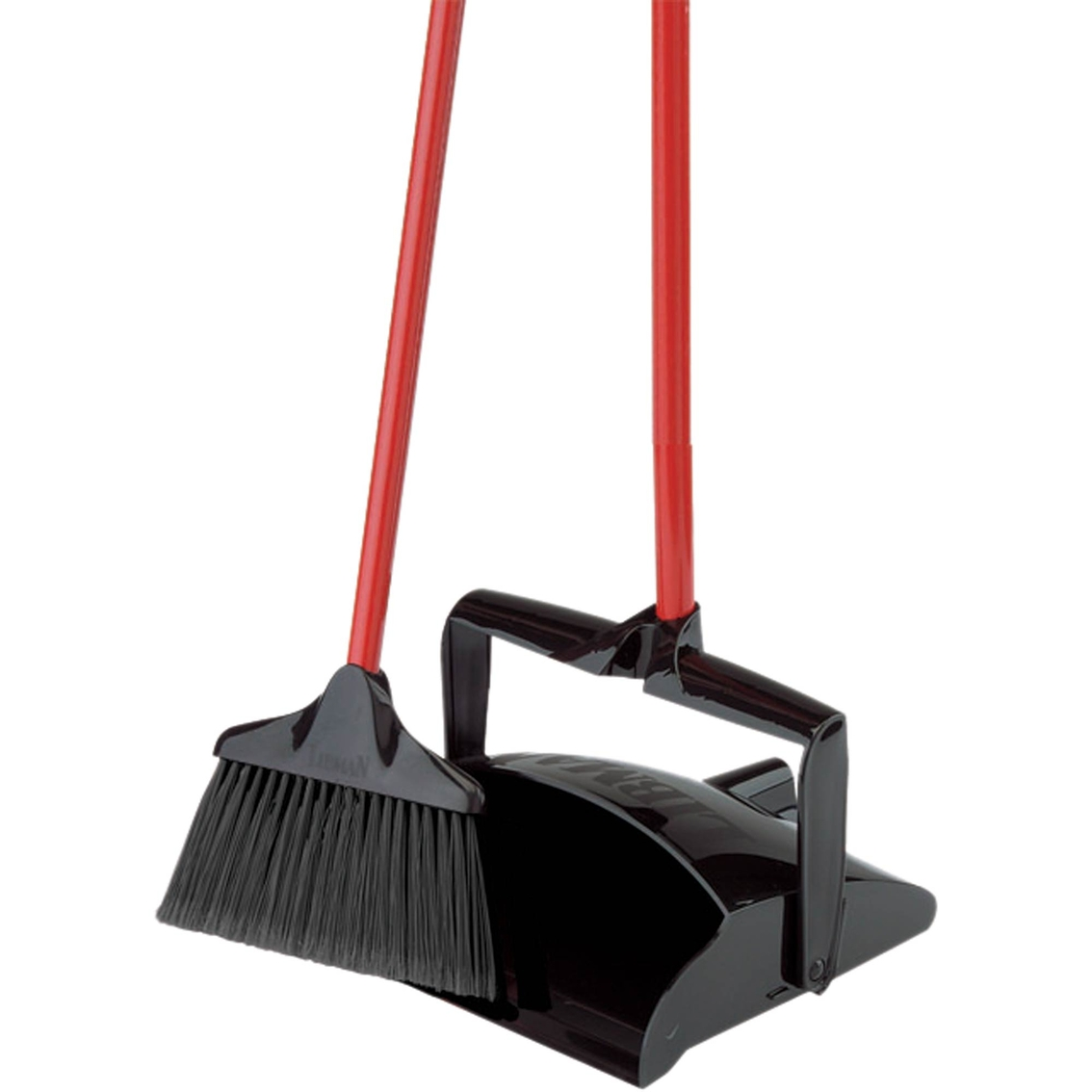 Libman Lobby Broom And Dust Pan Garage Cleaning Patio Garden Garage Shop The Exchange