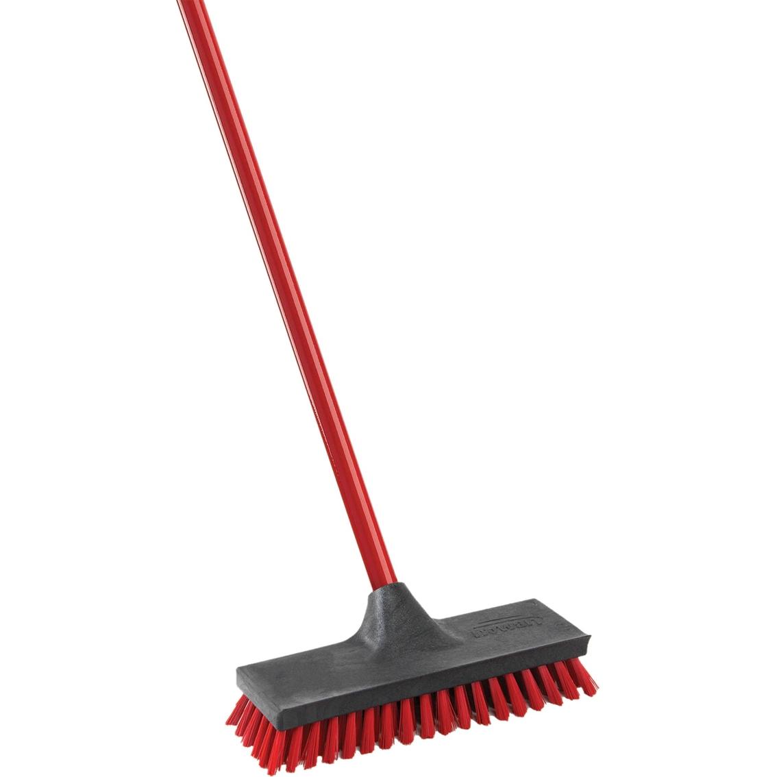 Libman floor scrubber garage cleaning more shop the for Garage floor cleaner powder