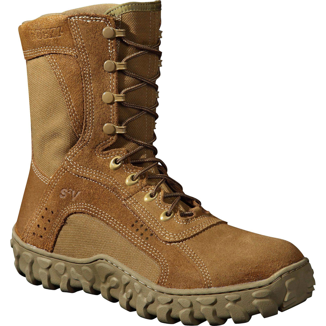 Rocky Men S S2v Hot Weather Combat Boots S2v 104