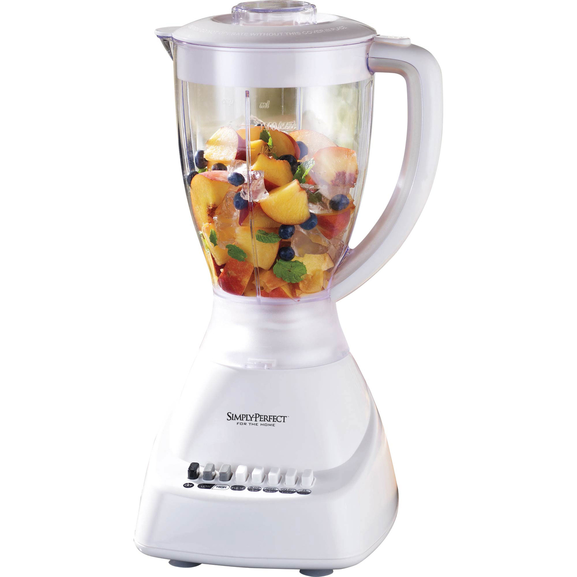 Simply perfect 10 speed blender blenders home for Kitchen perfected blender