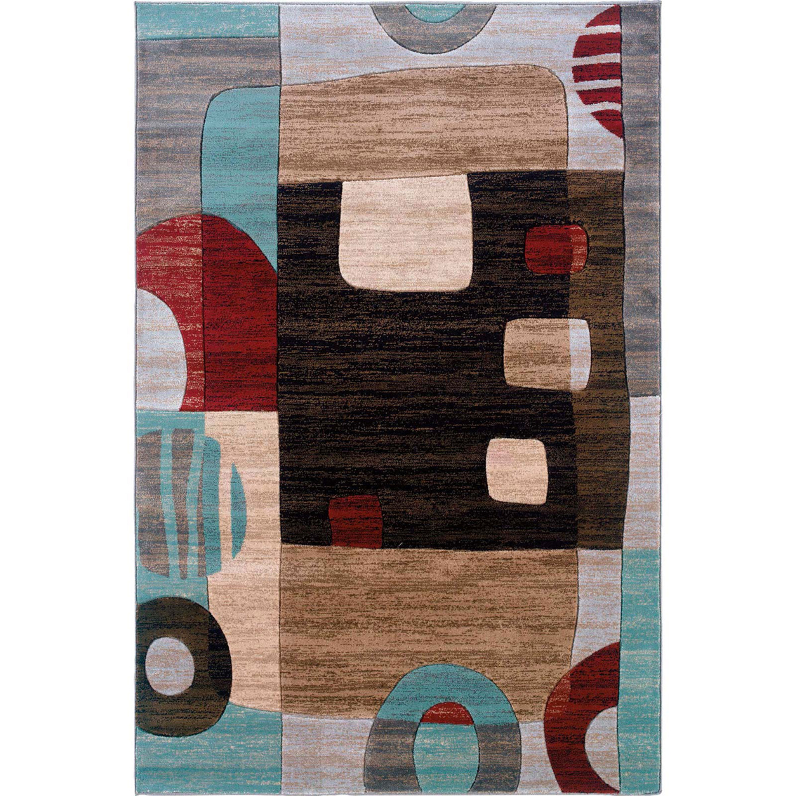 Linon Milan Collection Area Rug Rugs Home Amp Appliances