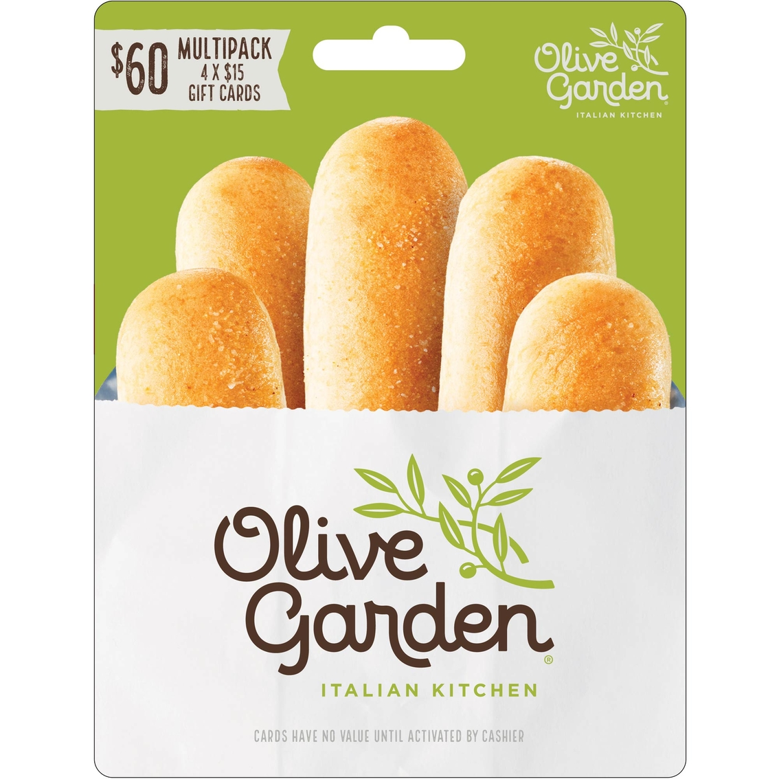 Olive Garden Gift Card Multipack Entertainment Dining Gifts