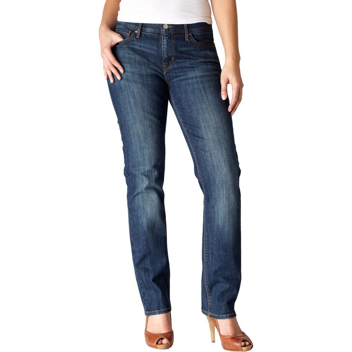 Levi's 525 Perfect Waist Straight Leg Jeans