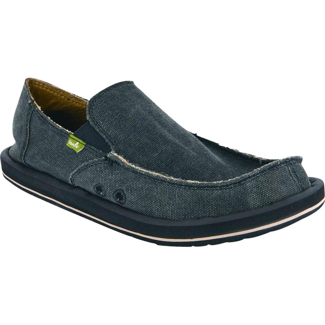 Sanuk Men's Vagabond Slip On Shoes