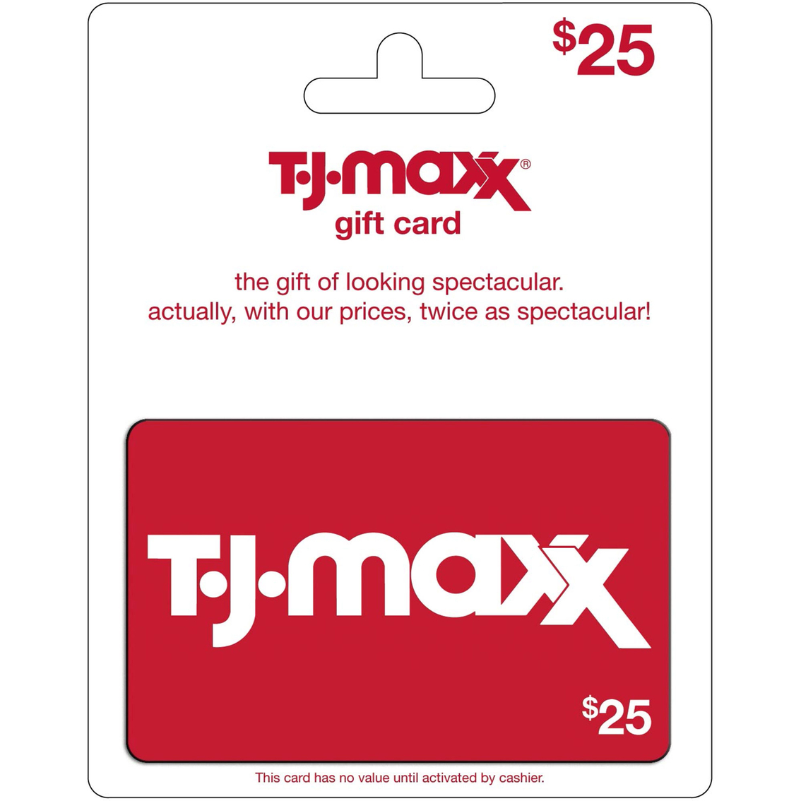 T.j. Maxx Gift Card | Shoes & Apparel | Gifts & Food | Shop The ...